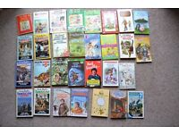 49 CHILDRENS BOOKS INCLUDING ENID BLYTON, A.A.MILNE, HAMLYN ETC FROM THE 1970S/1980s