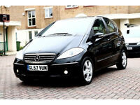 Automatic -- 2008 Mercedes A Class A180 CDi AVANTGARDE SE -- Part Exchange OK -- Great Spec