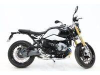 SOLD SOLD SOLD! 2016 BMW RnineT with only 712 Miles ----- Price Promise!!!!!