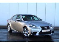 HIRE Lexus is300h Hybrid Automatic 64 Reg Excellent Car