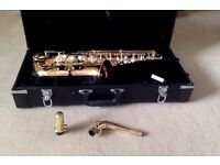 Beautiful and hardly used Jupiter Alto Sax for Sale