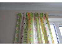 2 Pairs of Curtains: