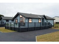 SUPERB**LUXURY**LODGE**SEAVIEWS**4 STAR PARK** NEAR DUMFRIES**