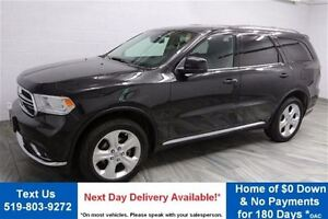 2015 Dodge Durango SXT AWD 7 PASS!  20 ALLOYS! POWER SEAT! TOUCH