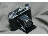 Ensign Commando Medium format rangefinder camera Very Rare