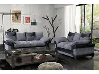 ''25% DISCOUNT'' DILO 3 + 2 SEATER or CORNER SOFA ''CHEAP PRICE'' ''ORDER NOW''