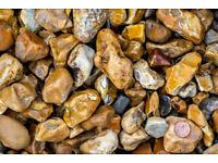 Golden gravel 40mm