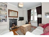 Delia Street, SW18 - Two bedroom Victorian conversion flat with private rear garden - £1500pcm