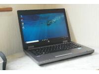 "Superb condition, mega fast HP ProBook 14"" i5 USB 3.0 laptop."