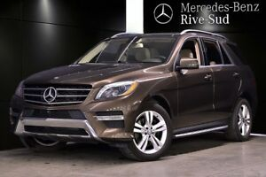 2015 Mercedes-Benz M-Class ML350 BlueTEC 4MATIC,Bi-Xenon, NAVIGA