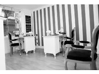 Part-time beauty salon assistant