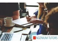 Ingenium Tutors | Bristol - Maths, Physics, Chemistry, Biology, Science, Computer Science