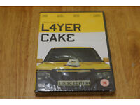Layer Cake (2 Disc DVD Set) New And Sealed
