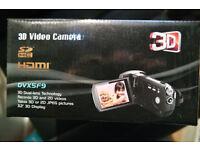 2D/3D Video Camera