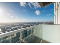 RARE LUXURY 43RD FLOOR 3 BED APARTMENT - STUNNING VIEWS - PAN PENINSULA E14 CANARY WHARF DOCKLANDS
