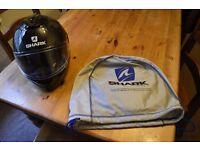 2016 Shark Spartan Carbon Helmet - Large