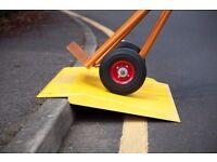 Roadworks Wheelchair & Disabled Access Kerb Ramp, SWL 750kg