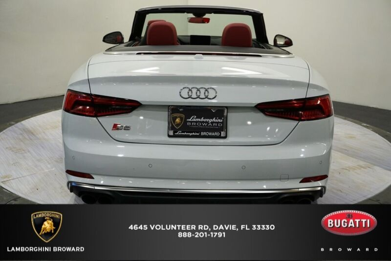 Image 4 Voiture American used Audi S5 2018