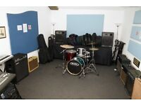 Large Rehearsal Space Available in Old Street Zone 1