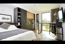 STUDENT ROOM TO RENT IN BIRMINGHAM. A STUDIO WITH PRIVATE ROOM, PRIVATE BATHROOM AND PRIVATE KITCHEN