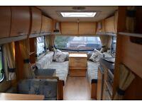 2006 Sprite Quattro 6 berth Caravan