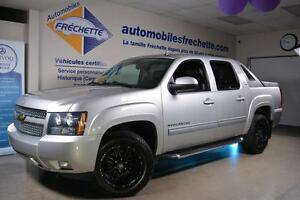 Chevrolet Avalanche LTZ 2010 4RM 5.3L Z71 Cabine multiplaces NAV