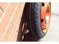 spare wheel hyundai i10 brand new