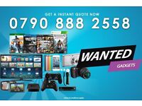 WANTED PlayStation 4 Xbox One Samsung Apple iPhone iPad Macbook Dell Sony PS4 Nikon Dyson Bose HTC