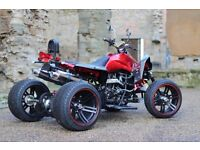 NEW 2016 250CC RED ROAD LEGAL QUAD BIKE ASSEMBLED IN UK FREE NEXT DAY DELIVERY NEW 66 PLATE OUT NOW