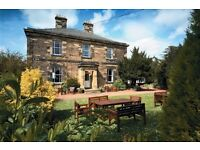 Live In Full Time Front of House General Assistant - Horton Grange Hotel near Ponteland