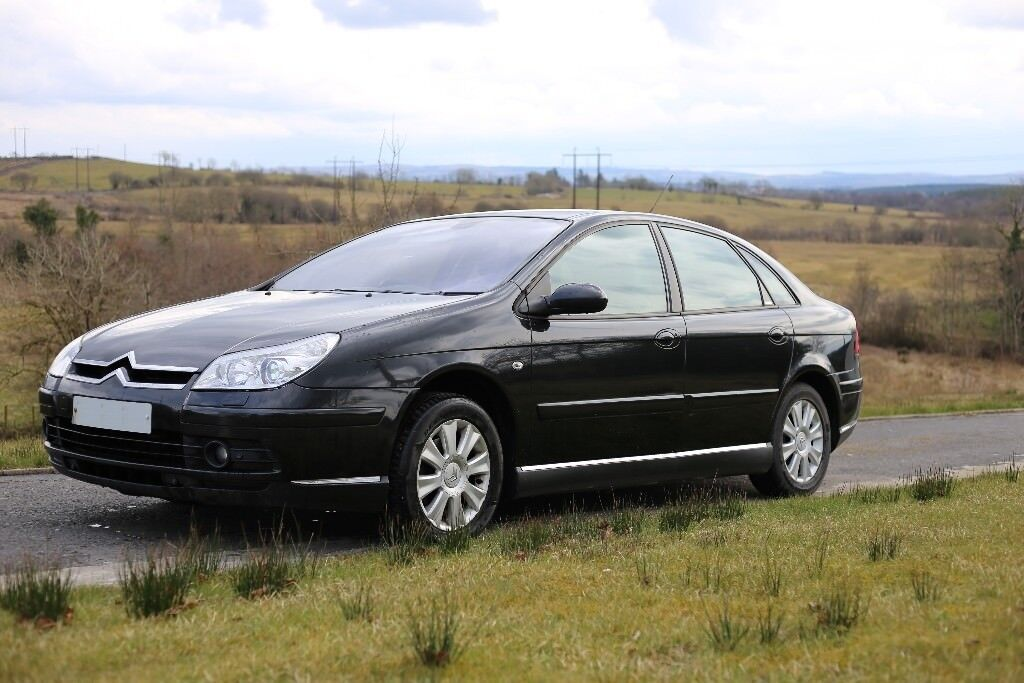 2007 citroen c5 exclusive hdi automatic in drumquin county tyrone gumtree. Black Bedroom Furniture Sets. Home Design Ideas