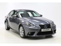 Lexus IS 300H LUXURY (grey) 2014-04-30