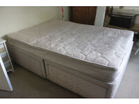 Double mattress (without bed frame)