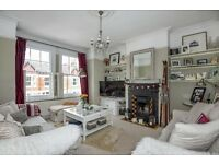 Quinton Street, SW18 - Two double bedroom first floor Victorian maisonette with garden - £1825pcm