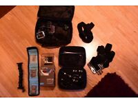 go pro hero 4 silver with g4s gimbal and extras