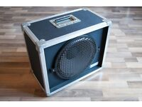 """GUITAR EXTENSION CAB - fitted with 12"""" 8ohm Fender Special design speaker by Eminence"""