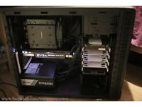 Gaming PC Ryzen 7, 16GB RAM, GTX1070, 120GB m.2 SSD, 3TB HDD, Silent Case, GOLD PSU
