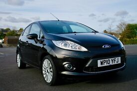 2010 Ford Fiesta Titanium 1.4 TDCI 5 dr - Selling due to relocation