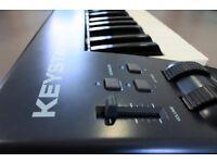 M-Audio Keystation Midi Keyboard 61