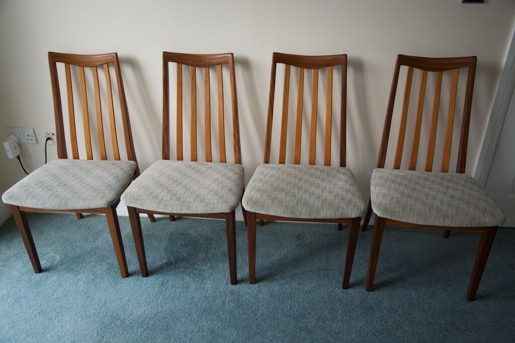 Set of 4 Vintage G Plan dining chairs in Reading  : 86 from gumtree.com size 1024 x 683 jpeg 98kB