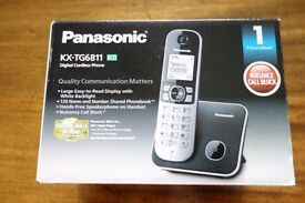 Panasonic Cordless Phone (Digital - DECT, Hands Free Functionality) BOXED UNUSED