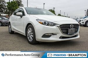 2017 Mazda MAZDA3 GS|DEMO|CAM|HTD SEATS|BLUETOOTH|CRUISE CTRL
