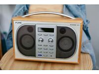 Pure Evoke 2S Luxury Portable Stereo DAB/FM Radio