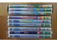 Peppa Pig DVD - 3 sets