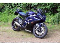 Yamaha R6 2009/09 Mint Condition not r1 gsxr ninja