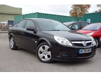 VECTRA 2.2 LOW MILES +LEATHER+SAT NAV+