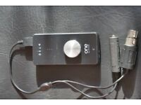 APOGEE ONE USB Audio Interface