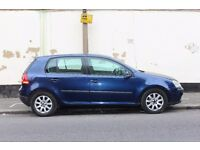 VW golf Blue 1.6 drives smooth price non negotiable offers over £700