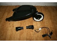 Bugaboo Buggy Board with Cameleon adapters and strap *can post*