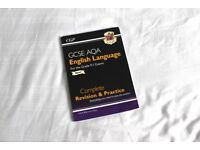 CGP GCSE AQA English Language Revision and Practice Guide (9-1)